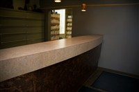 Laminate-Reception Desk
